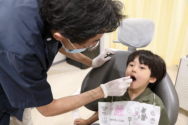 当院の小児歯科治療