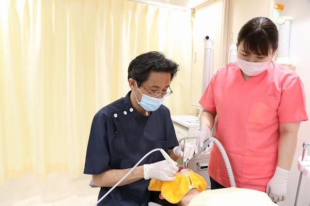 歯周外科治療について