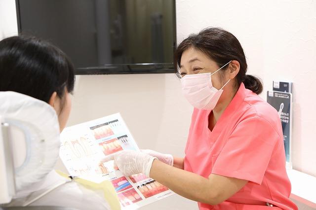 健康な歯を長く残すための予防歯科