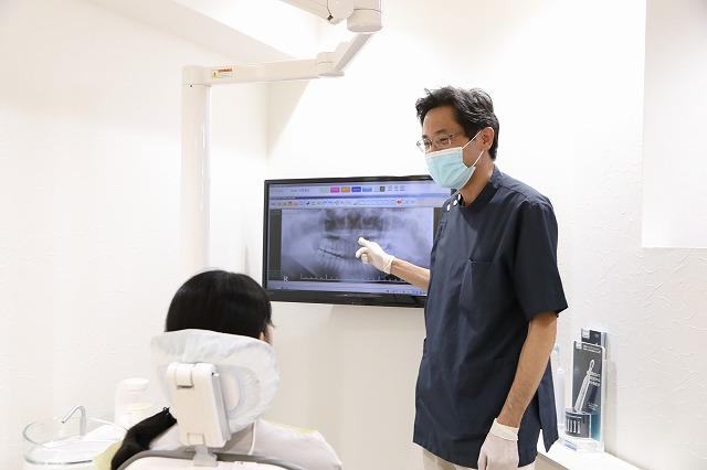 定期検診のメリット